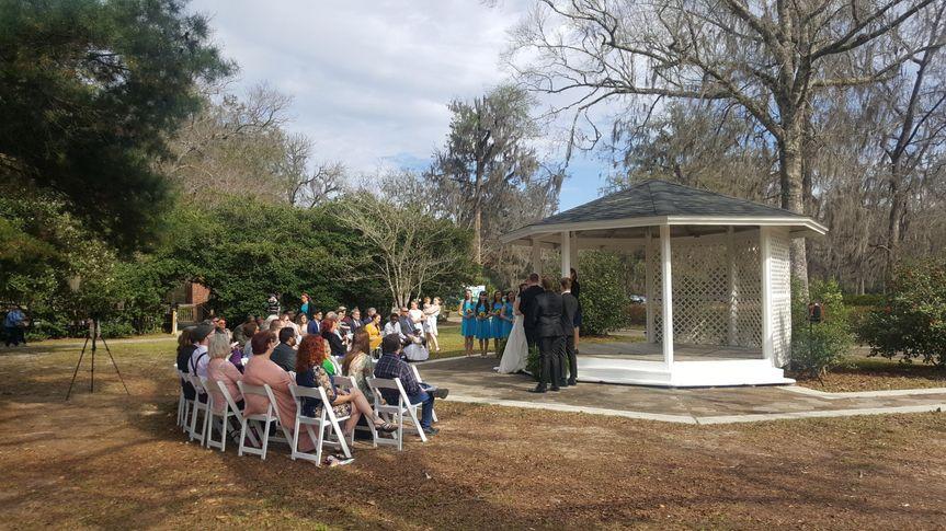 Wakulla Springs wedding!