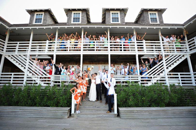 First Colony Inn Venue Nags Head Nc Weddingwire