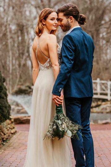 Sayen Gardens Wedding