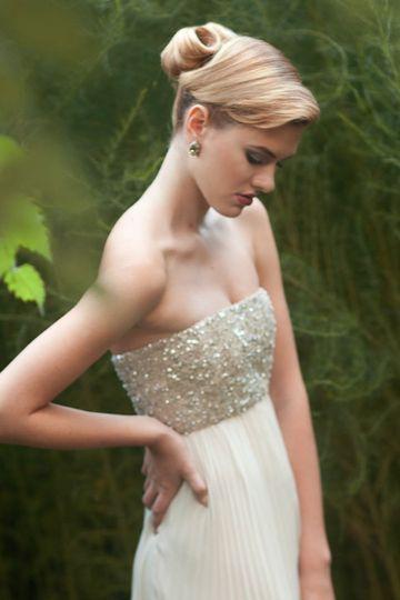 Atlanta wedding makeup artist