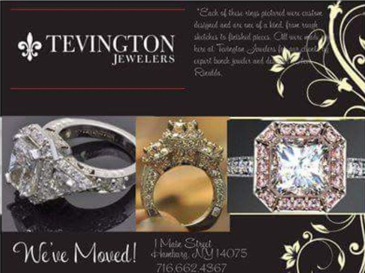 Tmx 1458156755662 Image Hamburg wedding jewelry
