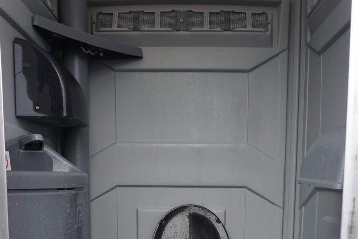 Upper half of a Flush Deluxe
