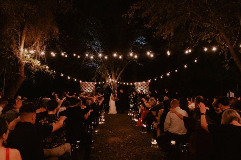Enchanted Evening Ceremony!
