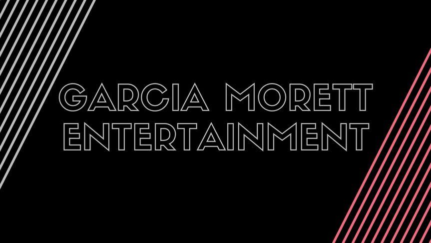 garcia morett entertainment logo 51 1945319 161895338478400