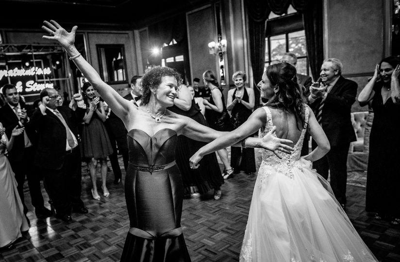 Dancing the Hora