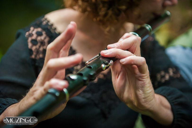 Beth's Irish flute