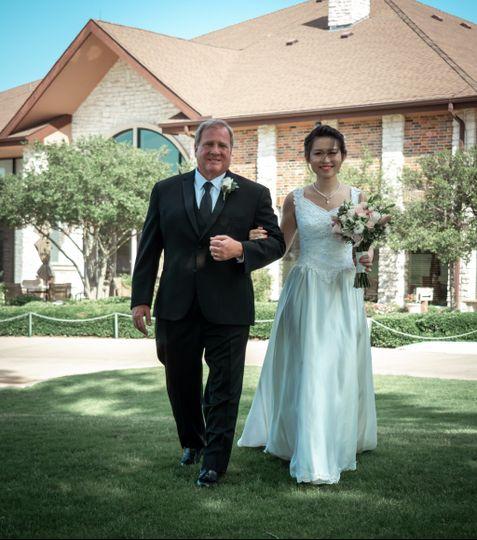 FIL & his new daughter!