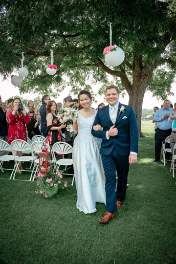 Congrats Mr. & Mrs.