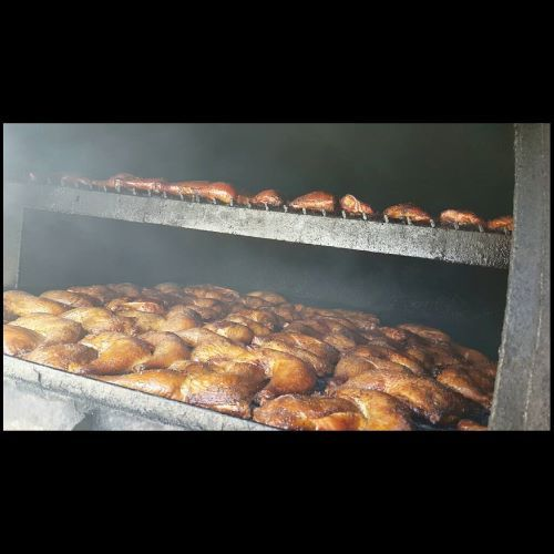 Smoked Chicken Leg Quarters
