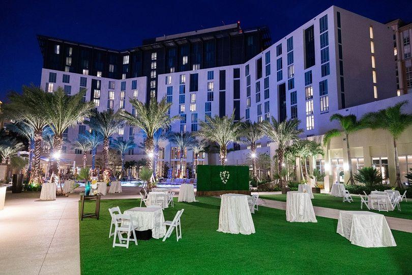 Hilton west palm beach venue west palm beach fl for Wedding venues palm beach fl