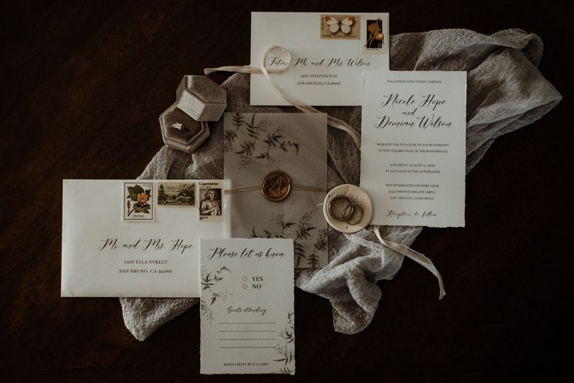 Invites and the ring