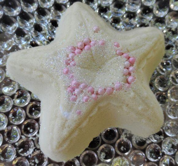 Starfish Bath Bomb
