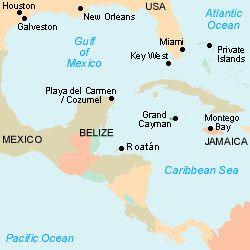 caribbean western