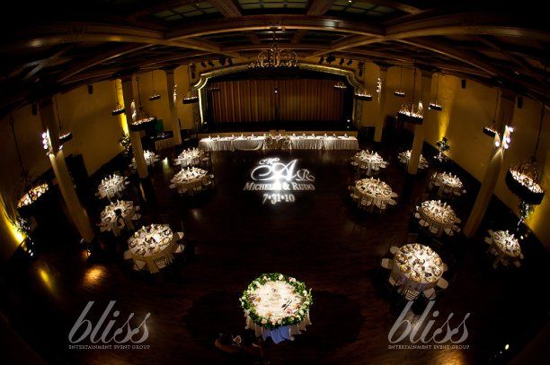 Uplighting, Gobo Monograms, Gobo Pattern Wash, Intelligent Lighting, Event Drape, Wedding Drape,...