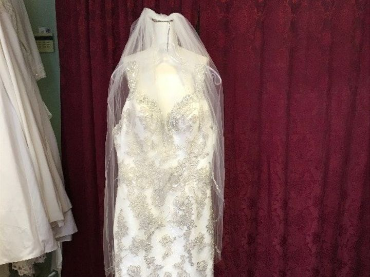 Tmx 1508262286562 Photo577679b Beverly wedding dress