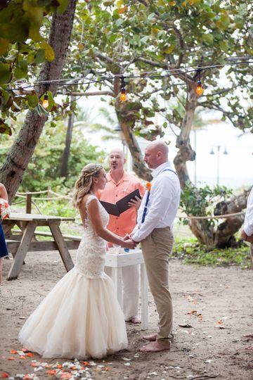 Broncos Wedding