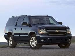 SUV Perfect for your ride to/from the airport for your honeymoon.  Versatile during in-climate...