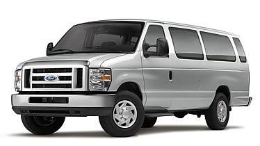 Van Shuttle.