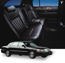 Town Car Interior