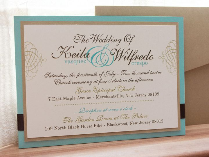 Tmx 1426391705237 Weddinvite20 Manahawkin wedding planner