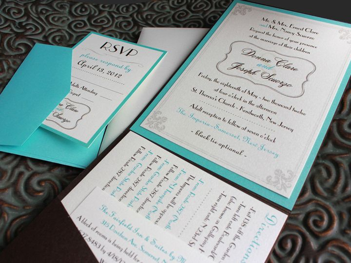 Tmx 1426391841095 Weddinvite15 Manahawkin wedding planner