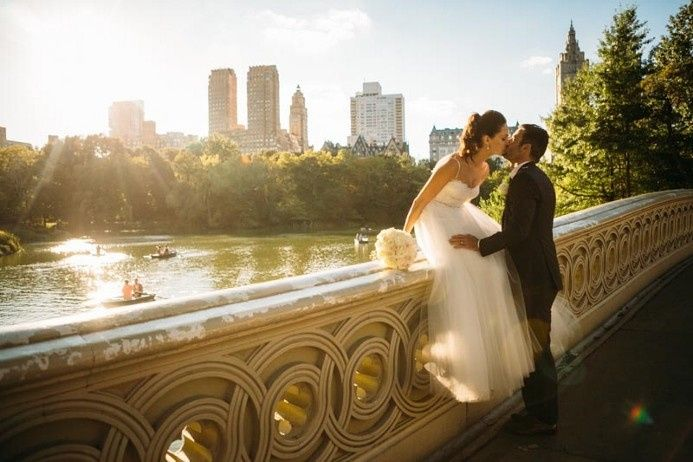 A Central Park Wedding Planning New York NY WeddingWire