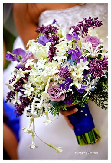 Wedding bouquet | Mary Basnight Photography
