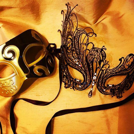 Masked Balls!