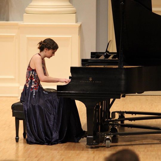 Solo performance recital