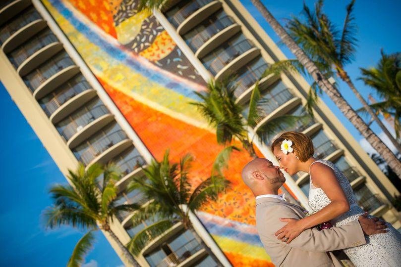 Rainbow Tower Hilton