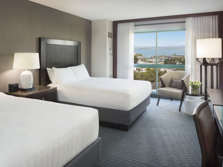 Tmx 1495054014576 Hyatt Regency San Francisco Airport Doublebedbayvi Burlingame, CA wedding venue