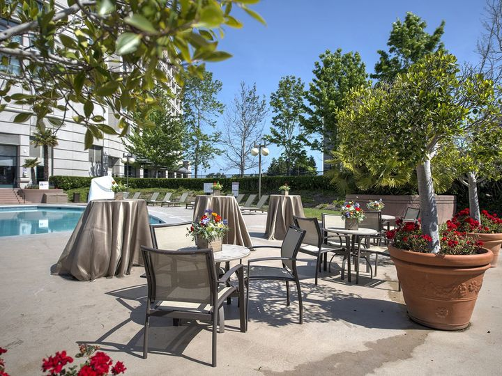 Tmx 1495566450272 Poolside3 Burlingame, CA wedding venue