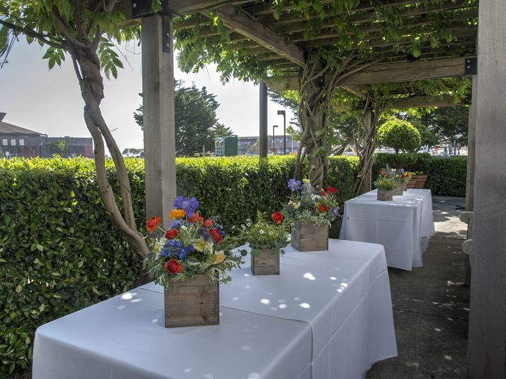 Tmx 1495566854839 Outside Cocktails2 Burlingame, CA wedding venue
