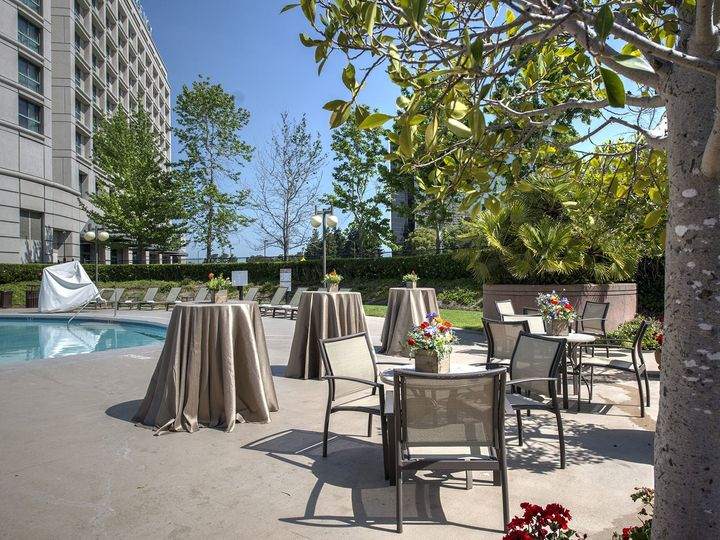 Tmx 1495566891187 Poolside5 Burlingame, CA wedding venue
