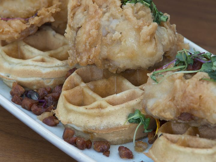 Tmx 1495567213434 Chicken Waffles Burlingame, CA wedding venue