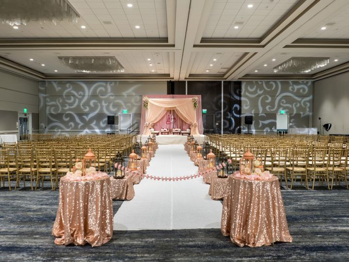 Tmx Hyatt Regency San Francisco Airport Wedding Ceremony Ballroom 51 522419 158327607015768 Burlingame, CA wedding venue
