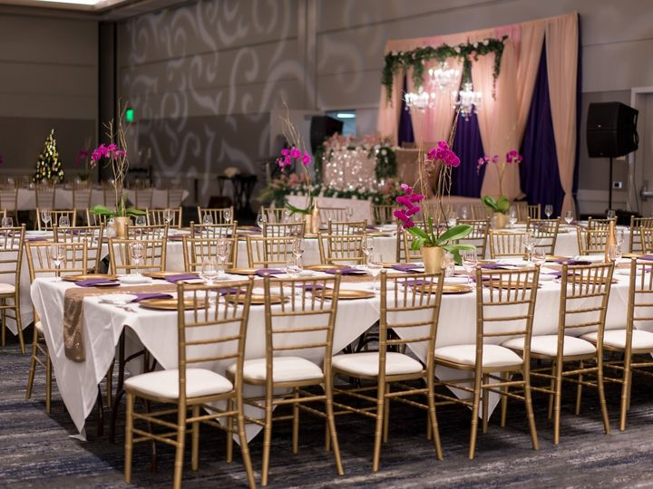 Tmx Hyatt Regency San Francisco Airport Wedding Reception Seating2 51 522419 158327607268395 Burlingame, CA wedding venue