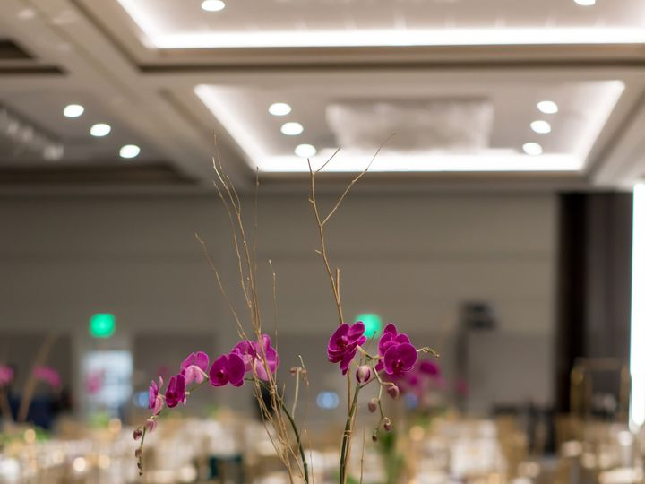 Tmx Hyatt Regency San Francisco Airport Wedding Reception Table Centerpiece 51 522419 158327607450014 Burlingame, CA wedding venue