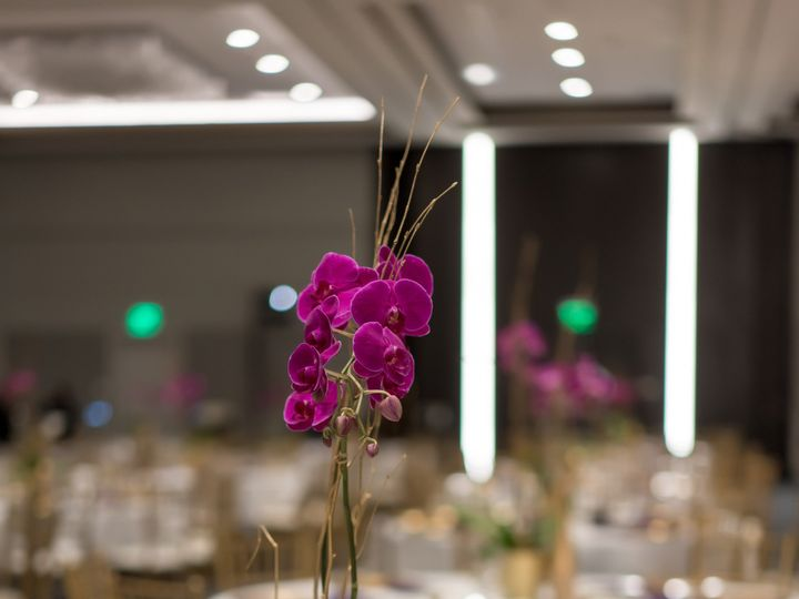 Tmx Hyatt Regency San Francisco Airport Wedding Reception Table Decor 51 522419 158327607813846 Burlingame, CA wedding venue