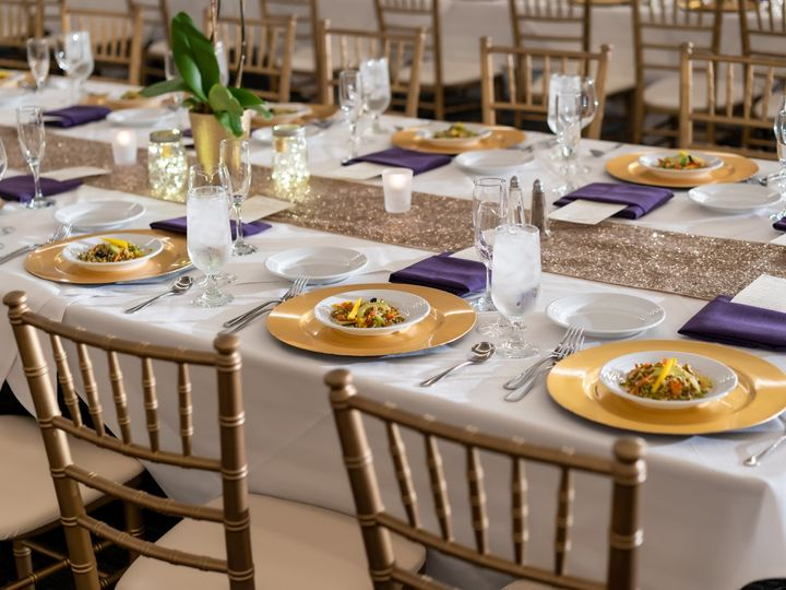 Tmx Hyatt Regency San Francisco Airport Wedding Reception Tableset 51 522419 158327607864724 Burlingame, CA wedding venue