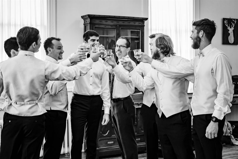 Cheers to the Groom-Deardee