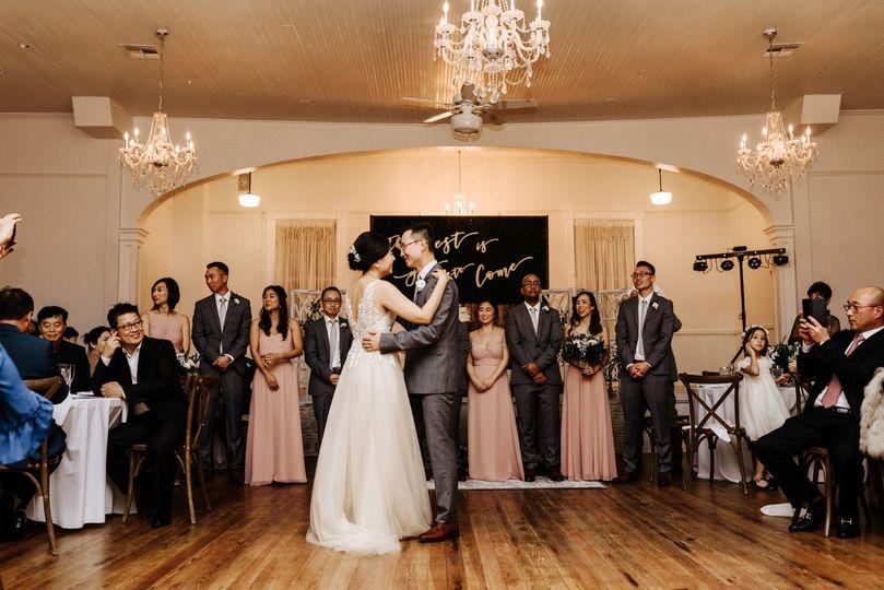 First dance|PhotographybyV