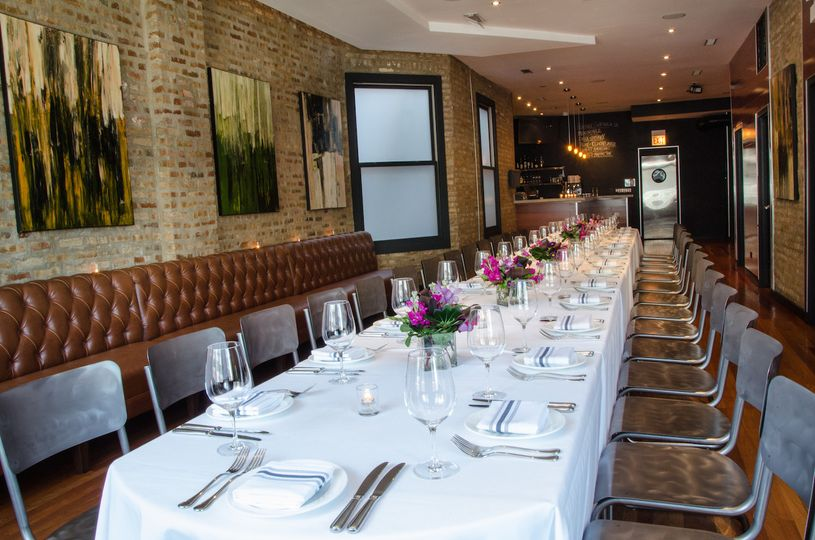 the bristol private dining room 2014