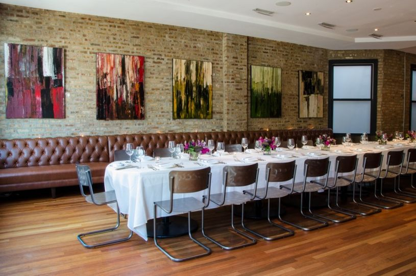 the bristol private dining room ii