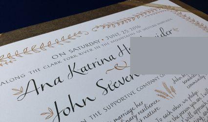 Ann Franke Calligraphy