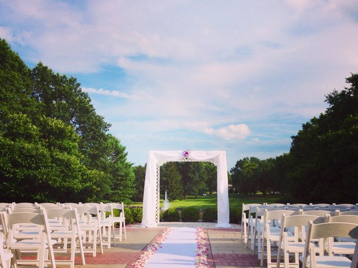 Tmx 1454029619595 1 Ceremony Cr Patio 2 Richboro, PA wedding venue