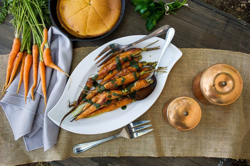800x800 1426695961225 whole roasted carrots with kale pesto   family sty
