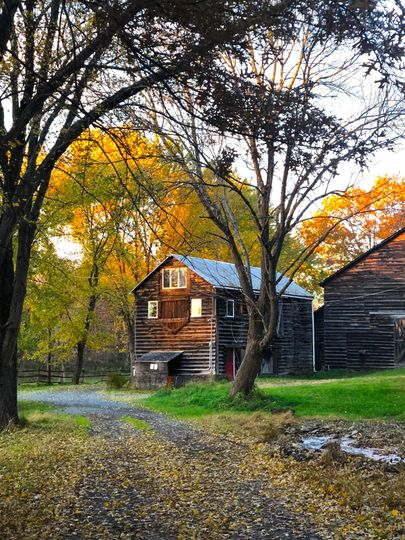 Our historic barn