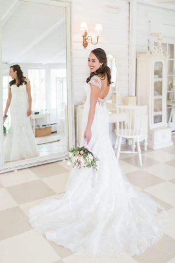 The full dress