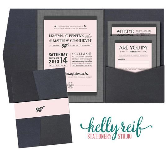 Kelly Reif Stationery Studio